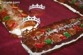 El roscón gigante de Reyes de más de 140 metros tendrá lugar hoy a partir de las 18:00 horas en la Plaza de la Constitución
