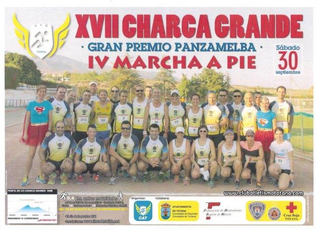La XVII Charca Grande-Gran Premio Panzamelba se celebrará el próximo 30 de septiembre y contará con la IV Marcha a Pié - 3, Foto 3