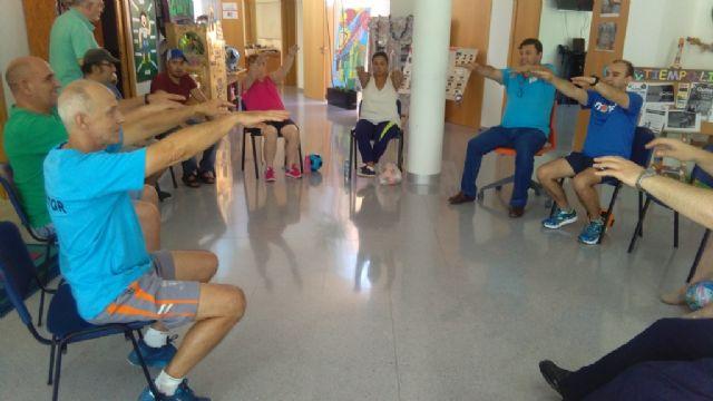 La Concejalía de Deportes pone en marcha un programa de Gimnasia para Discapacitados, en el Centro de Día para Personas con Enfermedad Mental - 3, Foto 3