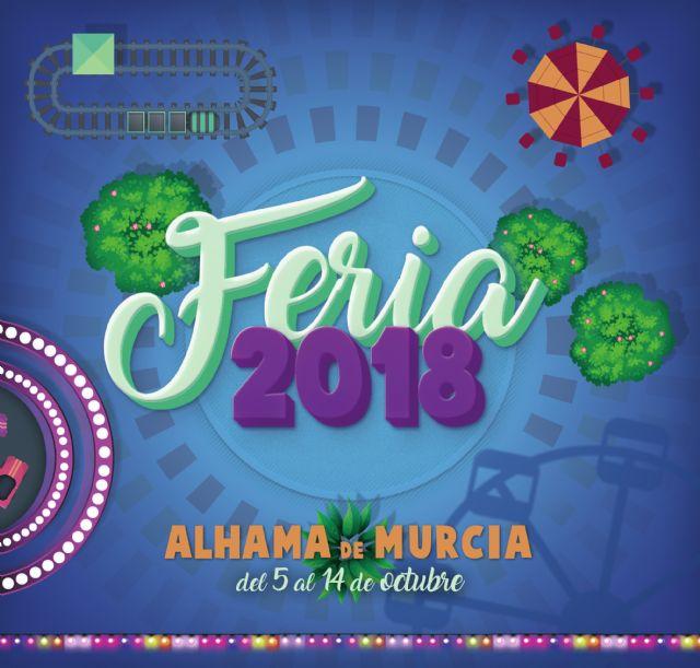 Programa de Feria y Fiestas de Alhama de Murcia 2018. Del 5 al 14 de octubre, Foto 1
