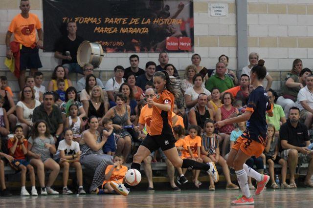 El STV Roldán debuta en liga en Galicia ante Cidade As Burgas - 1, Foto 1