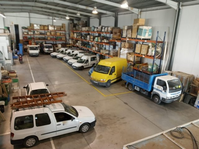 [Prorrogan el contrato de servicios de seguros para la flota de vehículos del Ayuntamiento de Totana