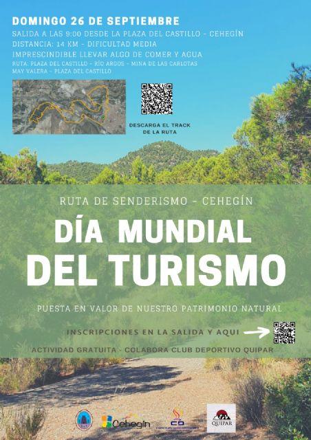 Cehegín se prepara para celebrar el Día Mundial del Turismo - 1, Foto 1
