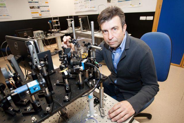Pablo Artal recibe la Medalla de la Real Sociedad Española de Física por su brillante producción científica - 1, Foto 1