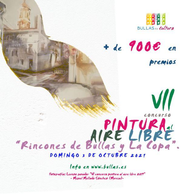 VII Concurso de Pintura al Aire Libre 'Rincones de Bullas y La Copa' - 1, Foto 1