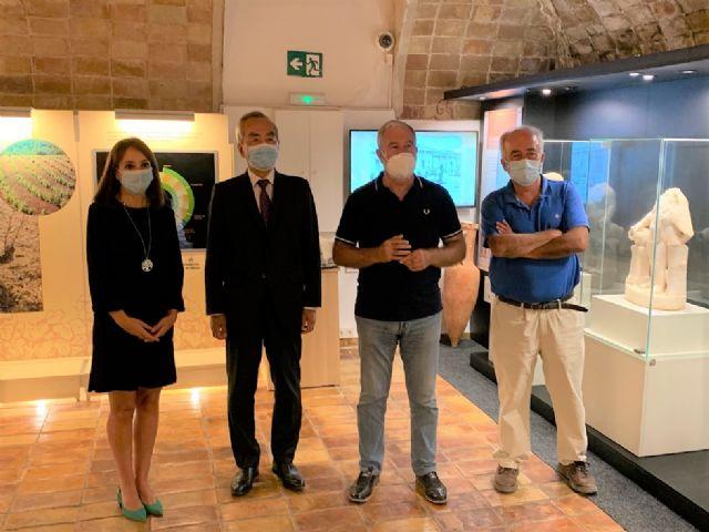 El Embajador de Japón visita Bullas - 1, Foto 1