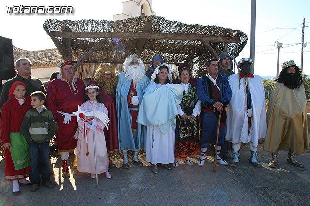 """El tradicional """"Auto sacramental de los Reyes Magos"""" del Paretón se representará en la pedanía mañana miércoles día 6 de enero, Foto 1"""