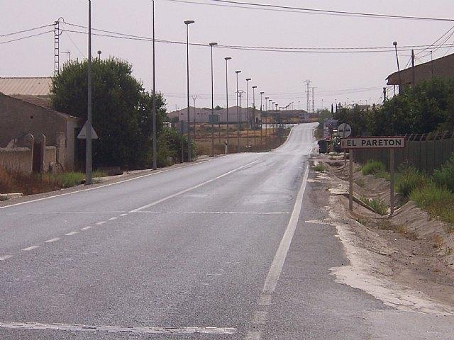 El ayuntamiento adjudica el contrato menor para la ejecución de las obras de acondicionamiento de caminos rurales en El Paretón, Raiguero Alto y Raiguero Bajo, Foto 1