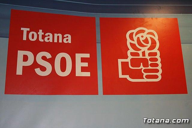 El PSOE asegura que Murcia es la región en donde más ha subido el paro en el año 2009, Foto 1