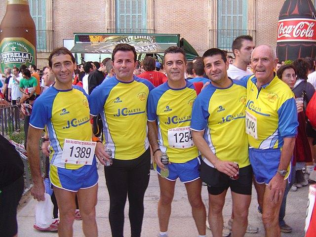El Club Atletismo Totana presente en cuatro San Silvestres, Foto 1
