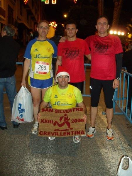 El Club Atletismo Totana presente en cuatro San Silvestres, Foto 2