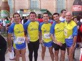 El Club Atletismo Totana presente en cuatro San Silvestres