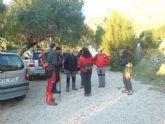 El Club Senderista de Totana realizó su primera salida del presente año ascendiendo hasta la cumbre de la Sierra de Callosa - 1