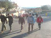 El Club Senderista de Totana realizó su primera salida del presente año ascendiendo hasta la cumbre de la Sierra de Callosa - 2