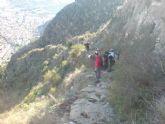 El Club Senderista de Totana realizó su primera salida del presente año ascendiendo hasta la cumbre de la Sierra de Callosa - 4
