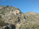 El Club Senderista de Totana realizó su primera salida del presente año ascendiendo hasta la cumbre de la Sierra de Callosa - 5