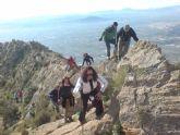 El Club Senderista de Totana realizó su primera salida del presente año ascendiendo hasta la cumbre de la Sierra de Callosa - 8