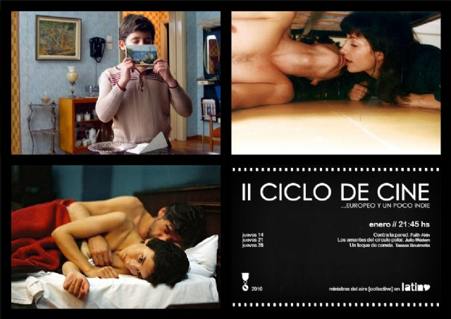 II ciclo de cine en Latino, Foto 1