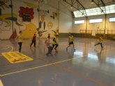 La concejalía de Deportes organizó la fase local de los deportes de equipo de Deporte Escolar