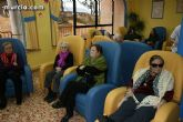 """Los más de 90 usuarios de la Residencia """"La Purísima"""" reciben la visita del consejero de Política Social - 5"""