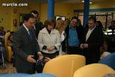 """Los más de 90 usuarios de la Residencia """"La Purísima"""" reciben la visita del consejero de Política Social - 8"""