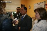 """Los más de 90 usuarios de la Residencia """"La Purísima"""" reciben la visita del consejero de Política Social - 11"""