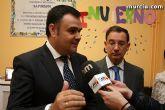 """Los más de 90 usuarios de la Residencia """"La Purísima"""" reciben la visita del consejero de Política Social - 13"""