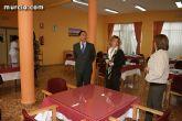 """Los más de 90 usuarios de la Residencia """"La Purísima"""" reciben la visita del consejero de Política Social - 15"""