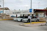 Nuevas paradas de taxis para Mazarrón