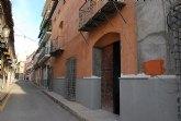 Las obras de rehabilitación de las fachadas de la calle Mayor Triana entran en su fase final