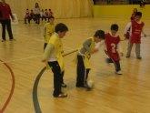 La concejalía de Deportes organiza una jornada de multideporte prebenjamin, enmarcada en el programa de Deporte Escolar