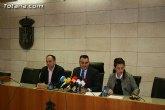 El ayuntamiento invirtió más de 12 millones de euros en obra pública durante el 2009