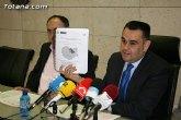 El alcalde acomete la reorganización del equipo de Gobierno para ejecutar plan estratégico local Totana Crece 2013