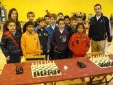 Totana acoge la primera Jornada regional Alevín de Ajedrez de Deporte Escolar, con la participación de más de 60 escolares