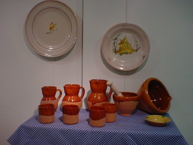 Totana el taller de alfareria de totana romero y - Ceramica el mazarron ...