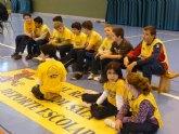 La concejalía de Deportes organiza una jornada de Voleibol Alevín, dentro de los juegos escolares del programa de Deporte Escolar