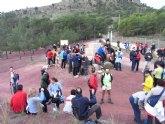 El pasado domingo 24 de enero, el club senderista de Totana celebró su ruta más entrañable: la subida al Morron de Espuña