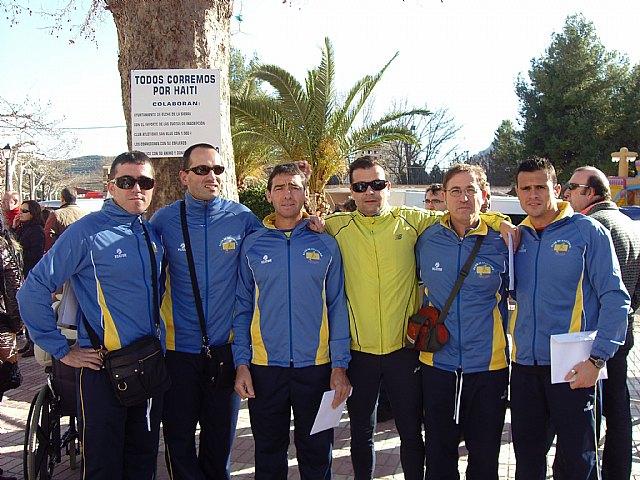 """Atletas del Club Atletismo Totana participaron en la XI """"Vuelta a la Peña de San Blas"""" en Elche de la Sierra, Foto 4"""