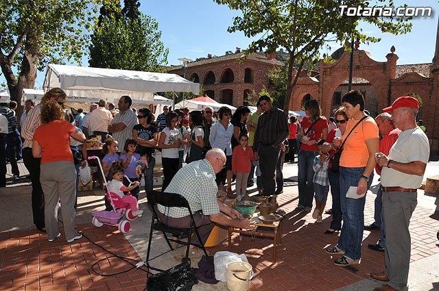El Mercadillo Artesano de La Santa retomará su actividad a partir del mes de marzo con la llegada de la primavera, Foto 1