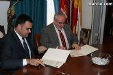 El alcalde de Totana y el presidente de la UCAM se alían - 5