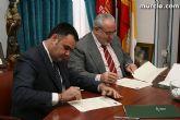 El alcalde de Totana y el presidente de la UCAM se alían - 10