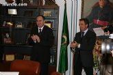 El alcalde de Totana y el presidente de la UCAM se alían - 11