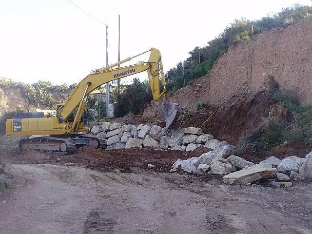 Martínez Usero: la inversión de 250.000 € en la Rambla de Los Molinos ya ha sido ejecutada por el Gobierno de España, Foto 1
