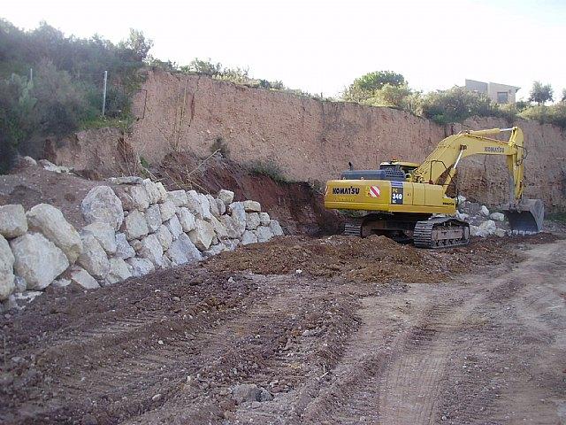 Martínez Usero: la inversión de 250.000 € en la Rambla de Los Molinos ya ha sido ejecutada por el Gobierno de España, Foto 2