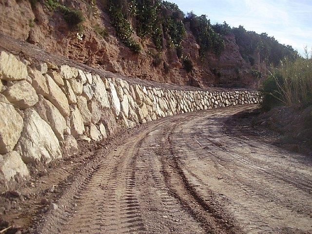 Martínez Usero: la inversión de 250.000 € en la Rambla de Los Molinos ya ha sido ejecutada por el Gobierno de España, Foto 3