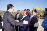 Inician las obras de viviendas sociales en Puerto de Mazarr�n