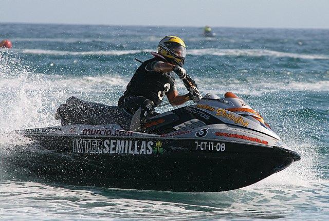 Los días 6 y 7 de febrero se inaugura la temporada 2010 de motos de agua con la primera prueba puntuable para el campeonato regional murciano, Foto 1