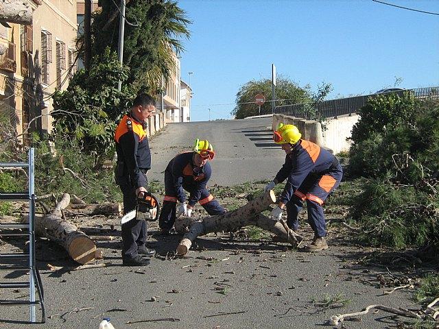 El ayuntamiento y la Agrupación de Voluntarios de Protección Civil firmarán la prórroga del convenio de colaboración en materia de seguridad ciudadana, Foto 1