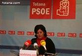 Rueda de prensa Lola Cano