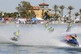 Las motos de agua arrancan los motores con la primera prueba del Regional Murciano